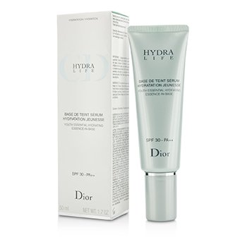 Christian DiorHydra Life Youth Essential Hydrating Essence-In-Base SPF 30 PA++ 50ml/1.7oz