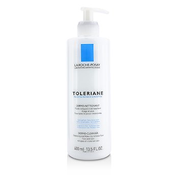 La Roche PosayToleriane Dermo-Cleanser (Face and Eyes Make-Up Removal Fluid) 400ml/13.5oz