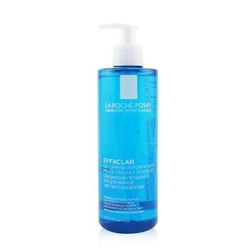 La Roche PosayEffaclar Purifying Foaming Gel For Oily Sensitive Skin 400ml 13.5oz