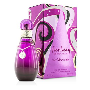 Britney Spears Fantasy The Nice Remix EDP Spray 50ml/1.7oz women