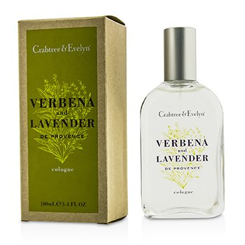Crabtree & Evelyn Verbena & Lavender De Provence Cologne Spray 100ml/3.4oz
