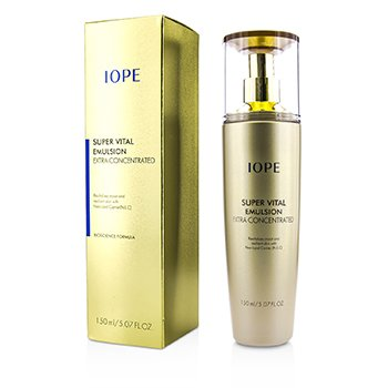 IOPE Super Vital Emulsion Extra Concentrated 150ml/5.07oz