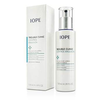 Trouble Clinic Control Emulsion IOPE Trouble Clinic Control Emulsion 130ml/4.39oz