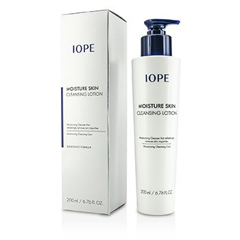 Moisture Skin Cleansing Lotion IOPE Moisture Skin Cleansing Lotion 200ml/6.76oz