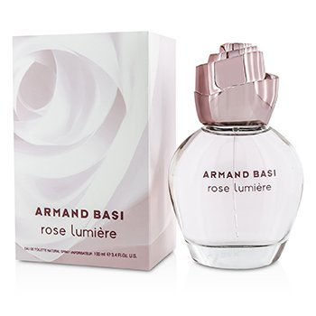 Rose Lumiere Eau De Toilette Spray Armand Basi Rose Lumiere Eau De Toilette Spray 100ml/3.4oz