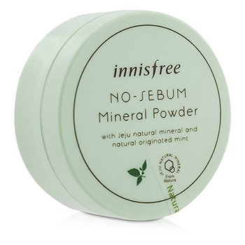 Innisfree No-Sebum Mineral Powder 5g/0.17oz