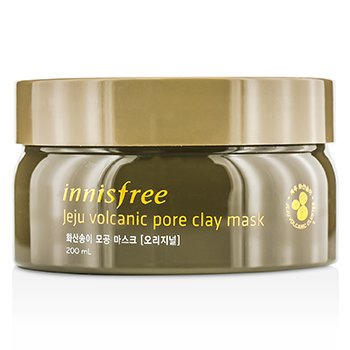 Innisfree Jeju Volcanic Pore Clay Mask (Jar) 200ml/6.76oz