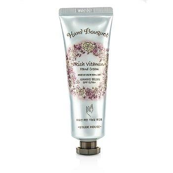 Etude House Hand Bouquet Rich Vitamin Hand Cream SPF15/ PA+ 50ml/1.69oz