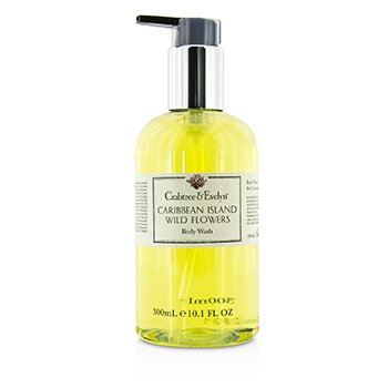 Crabtree & Evelyn Caribbean Island Wild Flowers Limpiador Corporal  300ml/10.1oz