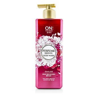 ON THE BODYPerfume Shower Body Wash - Classic Pink 500g/17.6oz