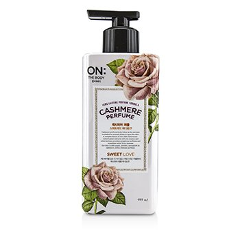 ON THE BODYSweet Love Cashmere Perfume Body Lotion 400ml/13.5oz