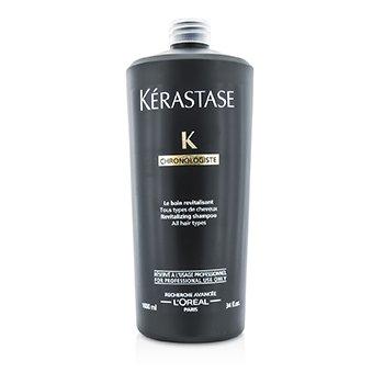 �d�� Chronolgiste Revitalizing Shampoo (For All Hair Types) 1000ml/34oz