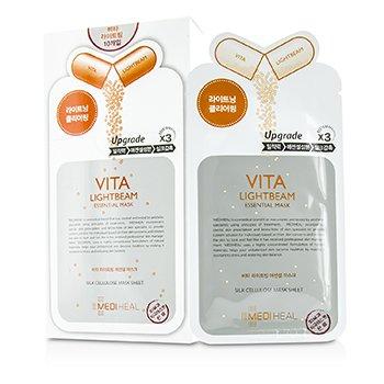 MedihealEssential Mask - Vita Lightbeam 10pcs