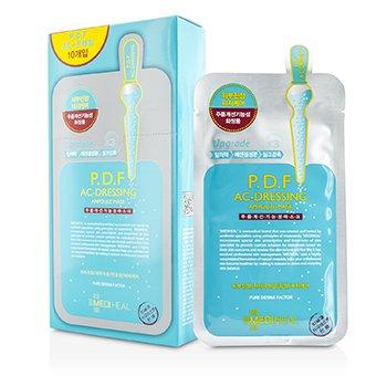 MedihealAmpoule Mask - P.D.F AC-Dressing (Pure Derma Factor) 10pcs