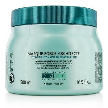 �d�� Resistance Force Architecte Reconstructing Masque (For Brittle, Very Damaged Hair, Split Ends) 500ml/16.9oz