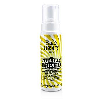 Tigi Bed Head Totally Baked Volumizing & Prepping Hair Meringue Pre-Styling  207ml/7oz