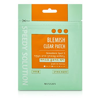 MisshaSpeedy Solution Blemish Clear Patch 24patches