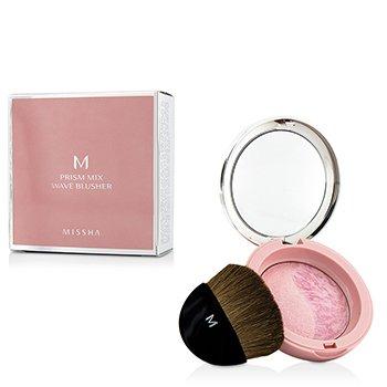 Missha M Prism Mix Wave Blusher – #1 Glam Pink 10g/0.33oz