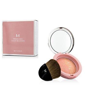 Missha M Prism Mix Wave Blusher – #2 Glam Coral 10g/0.33oz