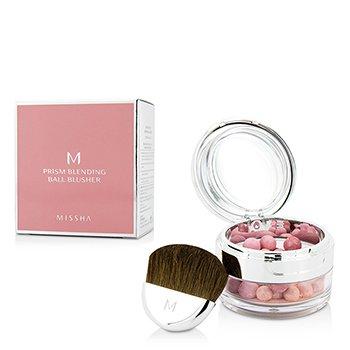 Missha M Prism Blending Ball Blusher – #1 Pink Glow 30g/1oz