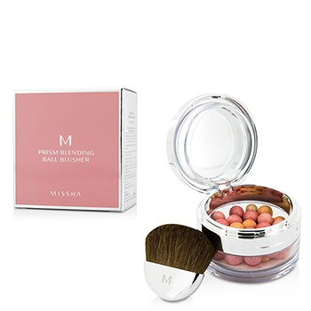 Missha M Prism Blending Ball Blusher – #2 Peach Glow 30g/1oz