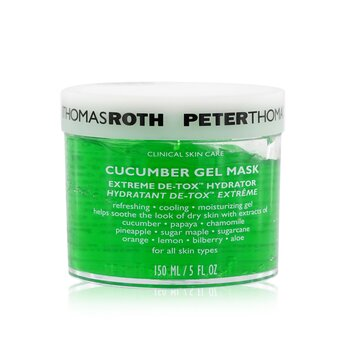 Peter Thomas RothCucumber Gel Masque (Unboxed) 150ml/5oz