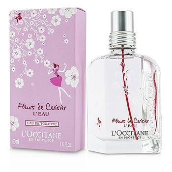 L'OccitaneCherry Blossom (Fleurs De Cerisier) L'Eau Eau De Toilette Spray 50ml/1.6oz