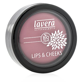 Lavera Lips & Cheeks – # 02 Pink Primerose 4g/0.133oz