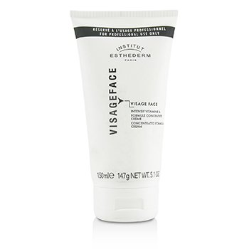 Esthederm Intensif Vitamine A Concentrated Formula Cream (Salon Size) 150ml/5.1oz