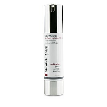 Elizabeth ArdenVisible Difference Skin Balancing Lotion SPF 15 - Combination Skin (Unboxed) 49.5ml/1.7oz