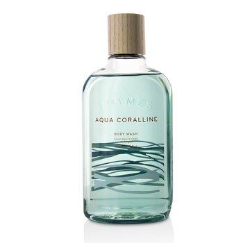 Thymes Aqua Coralline Body Wash 270g/9.25oz