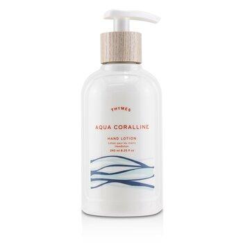 Thymes Aqua Coralline Лосьон для Рук 240ml/8.25oz