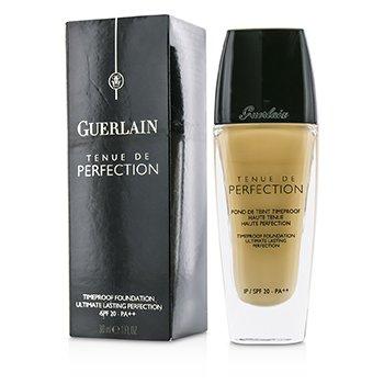 Guerlain Tenue De Perfection Timeproof Foundation SPF 20 – # 32 Ambre Clair 30ml/1oz
