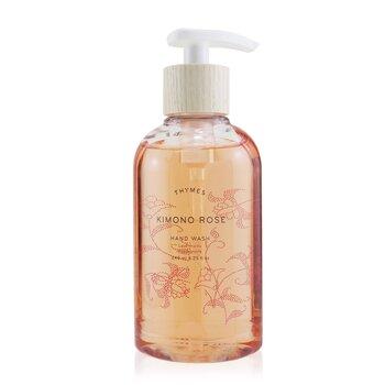 Thymes Kimono Rose Hand Wash 240ml/8.25oz ladies fragrance
