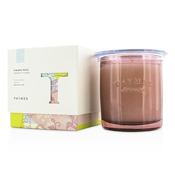 Thymes Aromatic Candle - Kimono Rose 284g/10oz home scent
