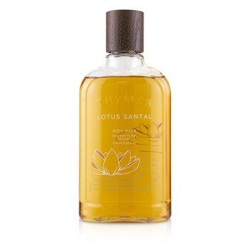 Thymes Lotus Santal Body Wash 270ml/9.25oz