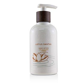 Thymes Lotus Santal Hand Lotion 240ml/8.25oz