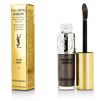 Купить Full Metal Тени для Век - #03 Taupe Drop 4.5ml/0.15oz, Yves Saint Laurent
