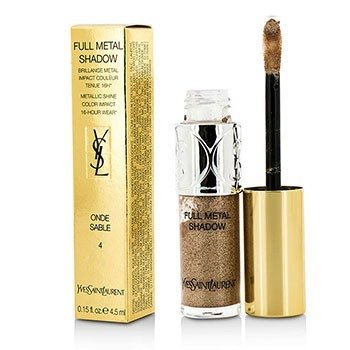 Купить Full Metal Тени для Век - #04 Onde Sable 4.5ml/0.15oz, Yves Saint Laurent