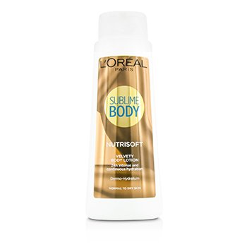 L'Oreal ���� ����� ������� Sublime Body Nutrisoft - ������ ������� ��� ������)  400ml/13.53oz
