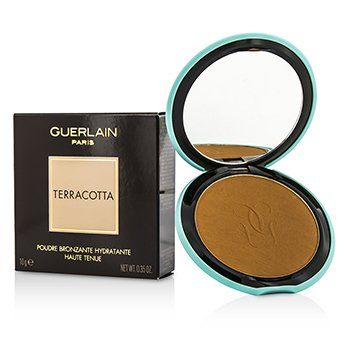 Guerlain Terracotta Bronzing Powder (With Silicone Case) - # 02 Natural Blondes  10g/0.35oz