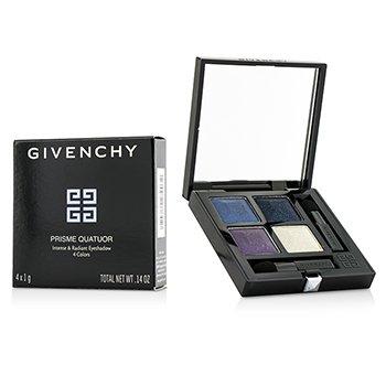 Givenchy Prisme Quatuor 4 Colors Eyeshadow – # 2 Ecume 4x1g|0.03oz