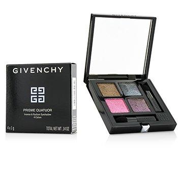 Givenchy Paleta czterech cieni do powiek Prisme Quatuor 4 Colors Eyeshadow - # 3 Inattendue  4x1g/0.03oz
