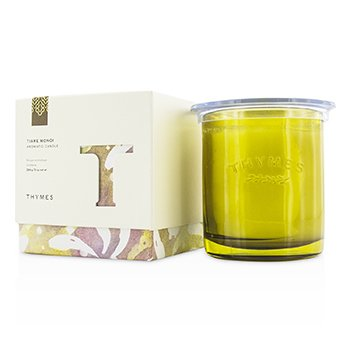 Thymes Aromatic Candle - Tiare Monoi 284g/10oz home scent
