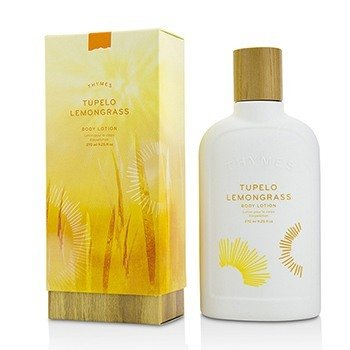 Thymes Tupelo Lemongrass Body Lotion 270ml/9.25oz ladies fragrance