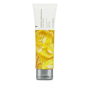 Thymes Tupelo Lemongrass Hand Cream 90ml/3oz ladies fragrance