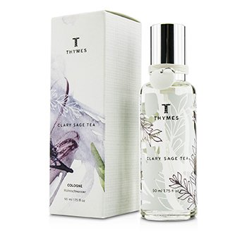 Thymes Clary Sage Tea Cologne Spray 50ml/1.75oz ladies fragrance