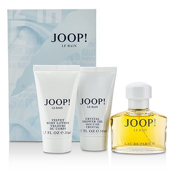 JoopLe Bain Coffret: Eau De Parfum Spray 40ml/1.35oz + Loci�n Corporal 50ml/1.7oz + Gel Ducha 50ml/1.7oz 3pcs