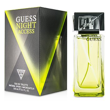 GuessNight Access Eau De Toilette Spray 100ml/3.4oz