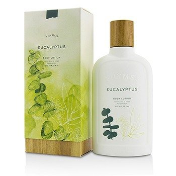 Thymes Eucalyptus Body Lotion 270ml/9.25oz ladies fragrance